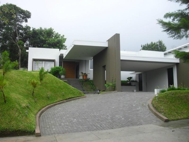 casas modernas en tenerife