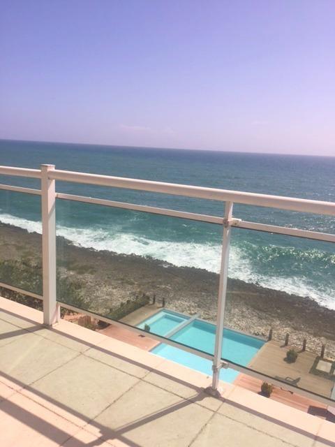 9 de 19: Balcon con Excelente vista al mar