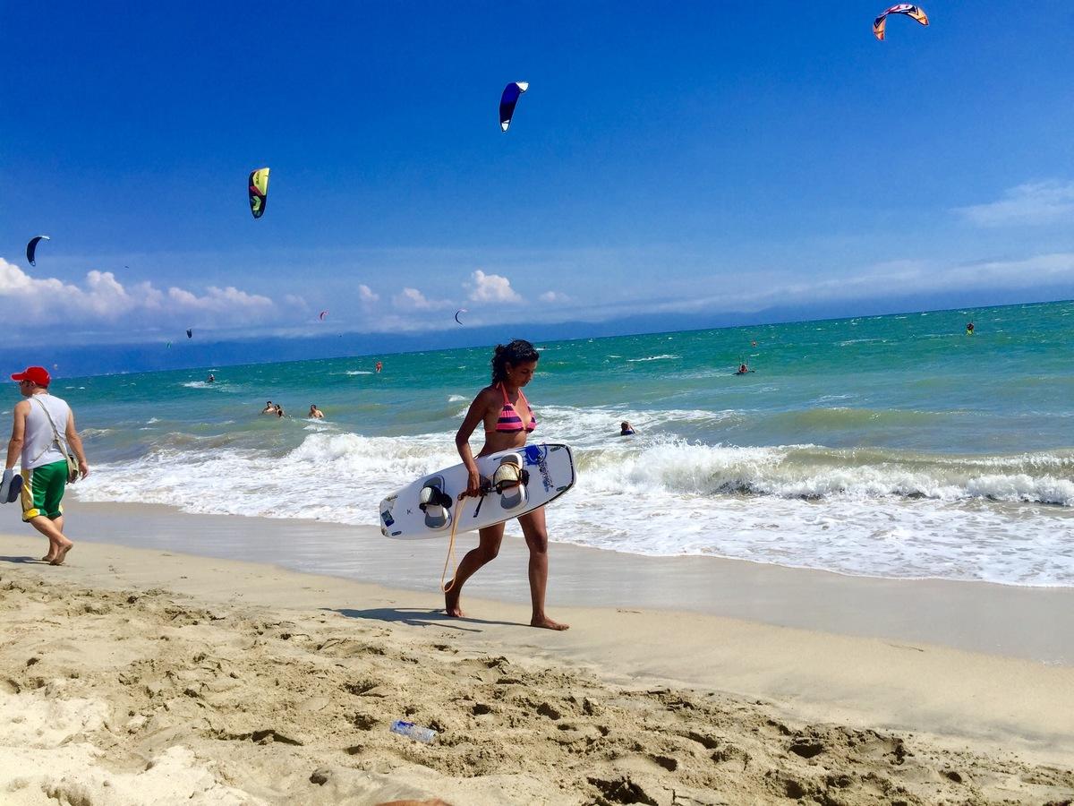29 de 29: Bucerias beach