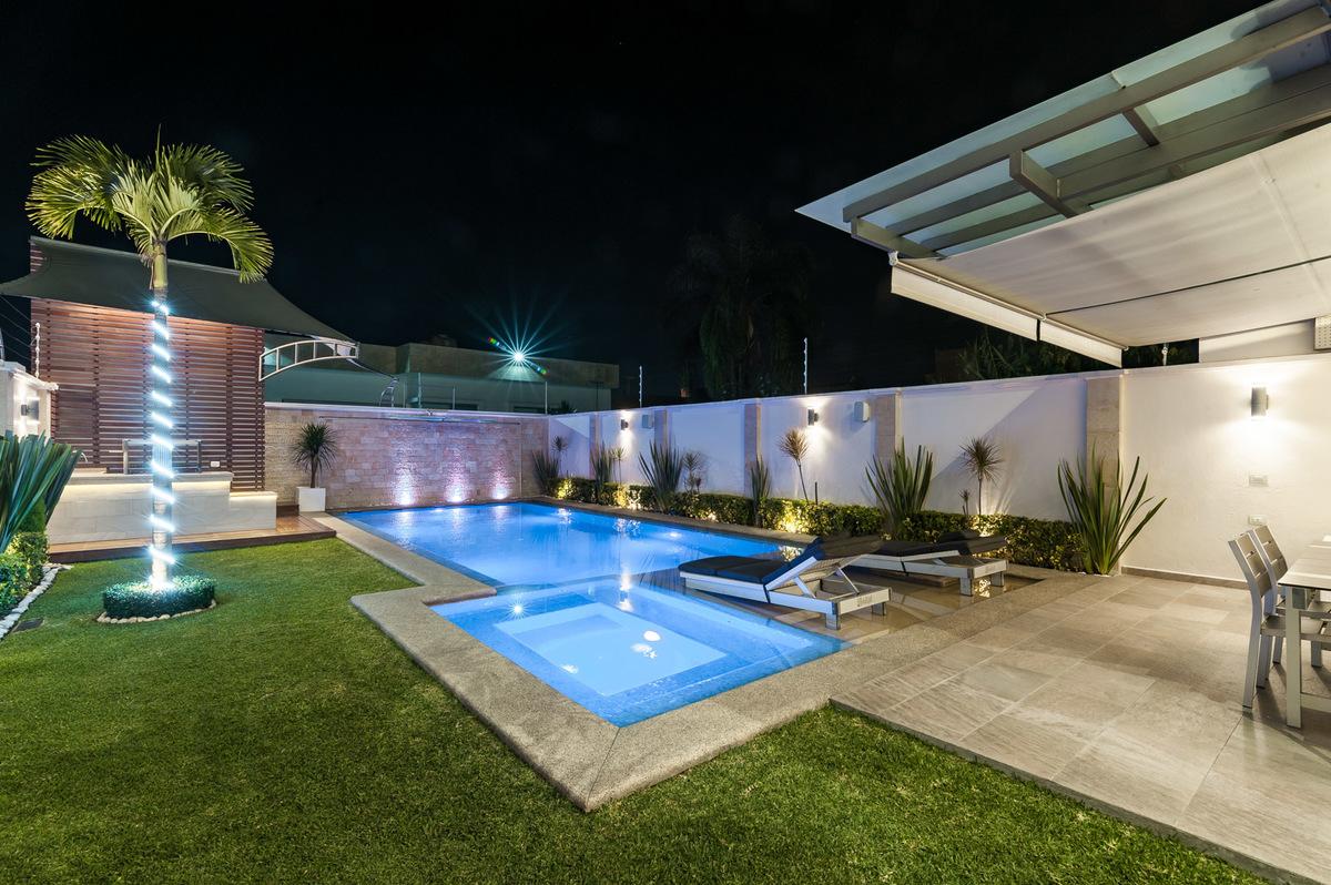 Casa amueblada en renta en vista hermosa cuernavaca for Renta casa minimalista cuernavaca
