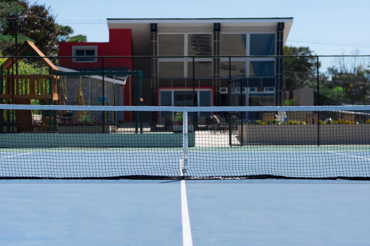 15 de 16: Cancha de Tennis