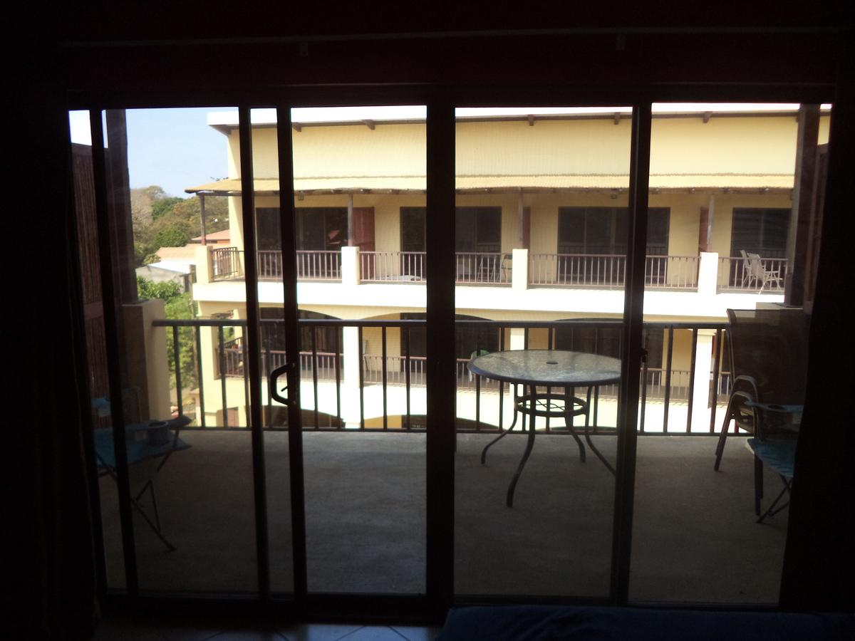 12 of 13: Master balcony