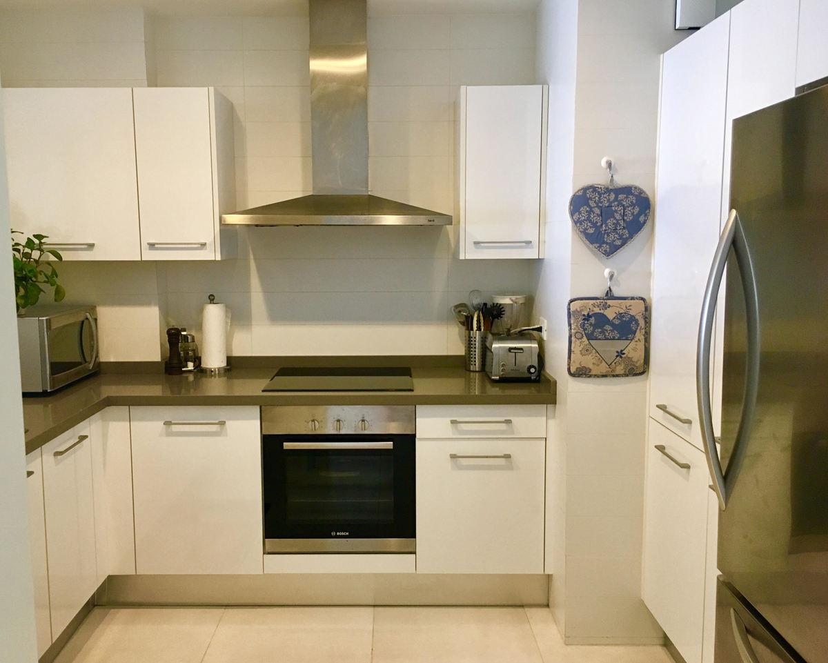 6 de 21: Vista de la cocina