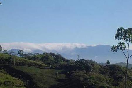 Medium view of talamanca range
