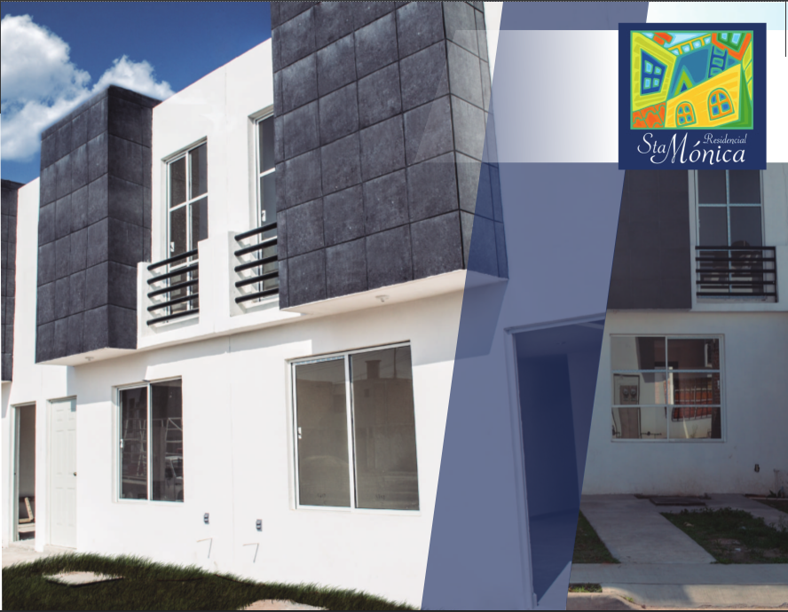 Proyecto residencial santa monica casas nuevas por carr - Proyectos casas nuevas ...