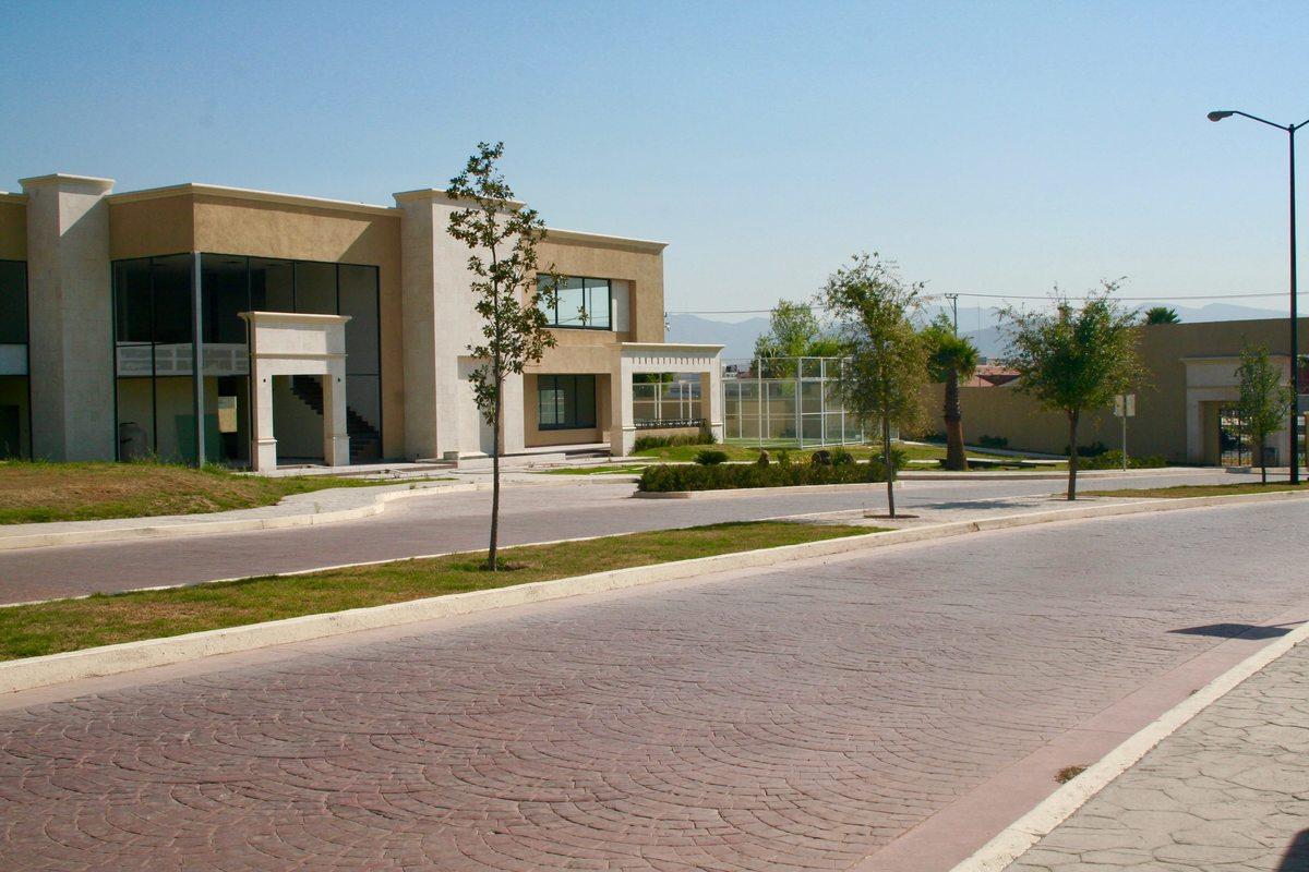 9 de 17: Casa Club con Alberca, Gimnasio, Cancha de Padel, Cafeteria