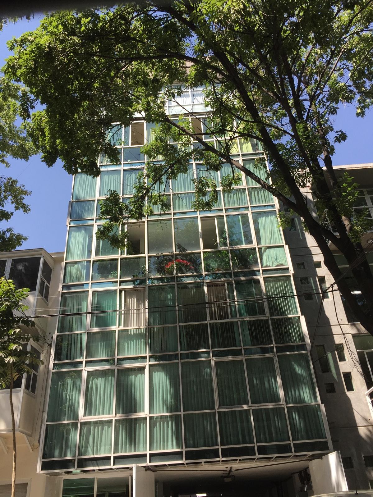 8 de 8: Fachada del edificio