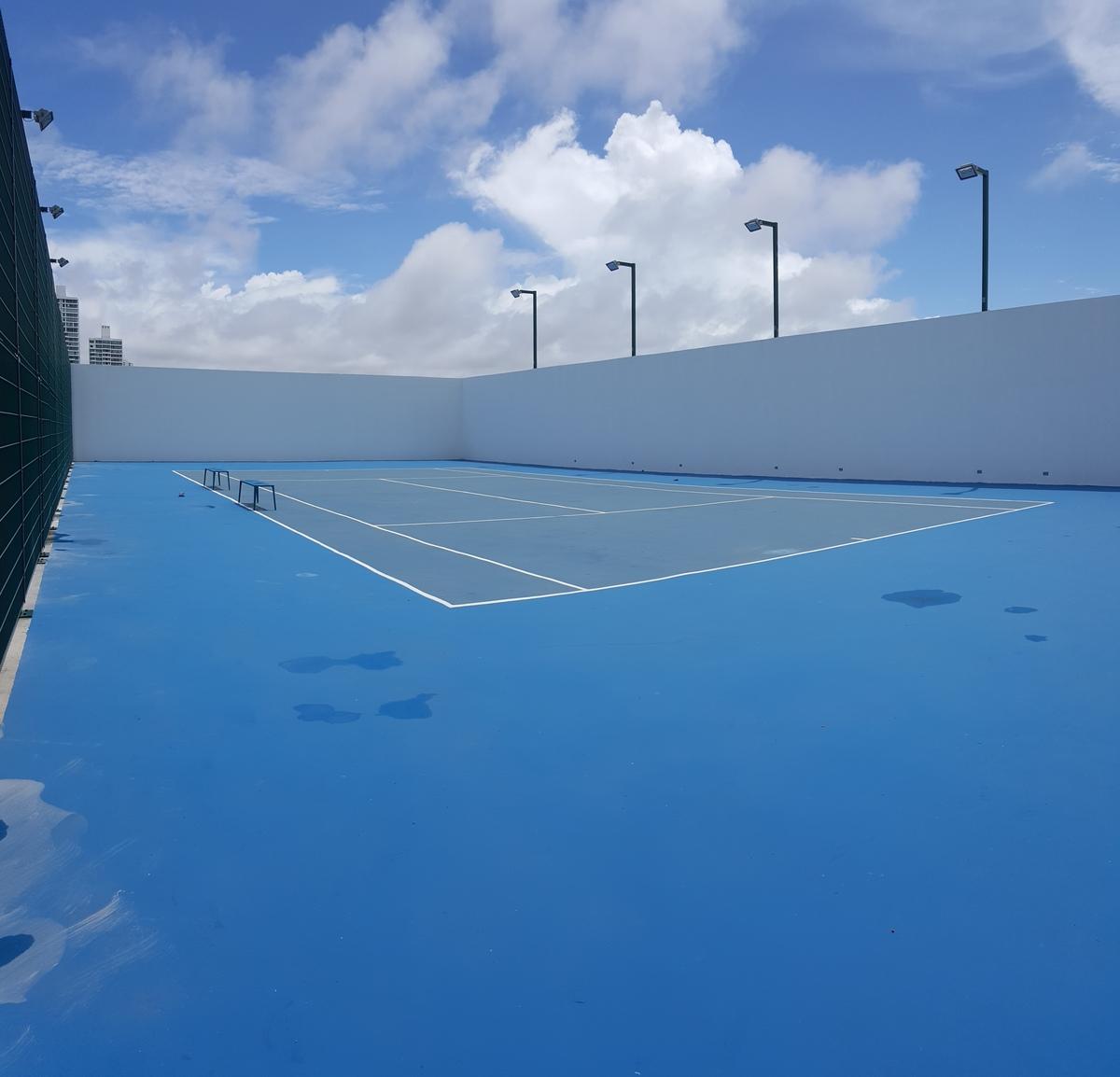 11 de 29: Cancha de Tennis