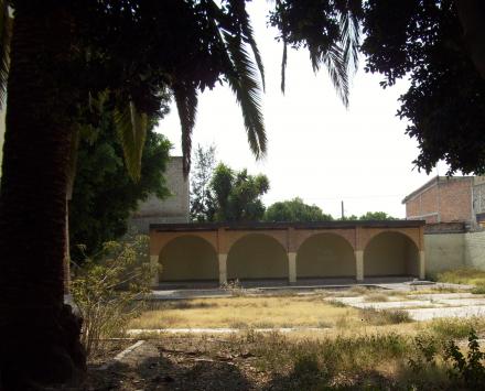 3 de 16: Terraza del jardin