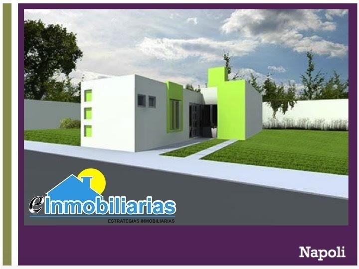 Proyecto maria amelia casas nuevas por el saucito easybroker for Proyectos casas nueva