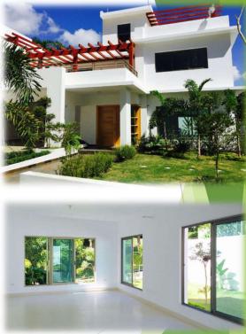 Venta de moderna y minimalista casa villa en proyecto cerrado for Venta casa minimalista df