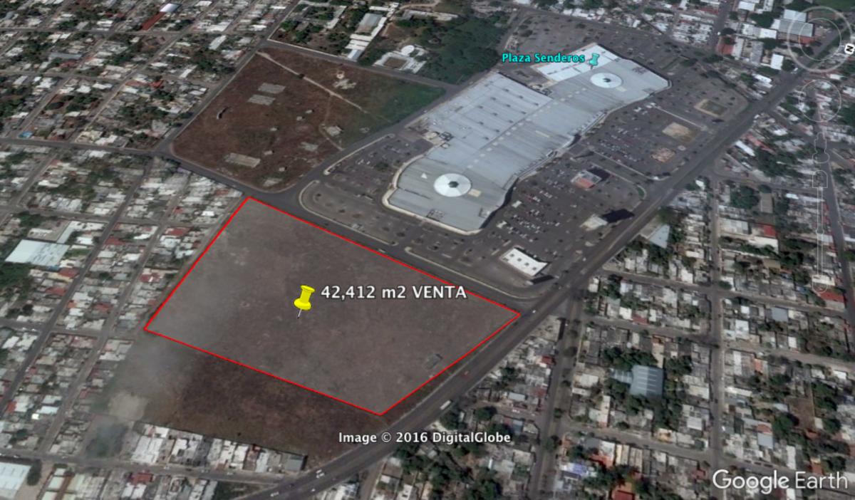 Circuito Yucatan : Terreno comercial en venta circuito colonias mérida yucatán