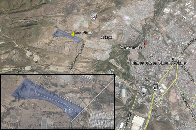 10 de 10: Ubicación Satelital
