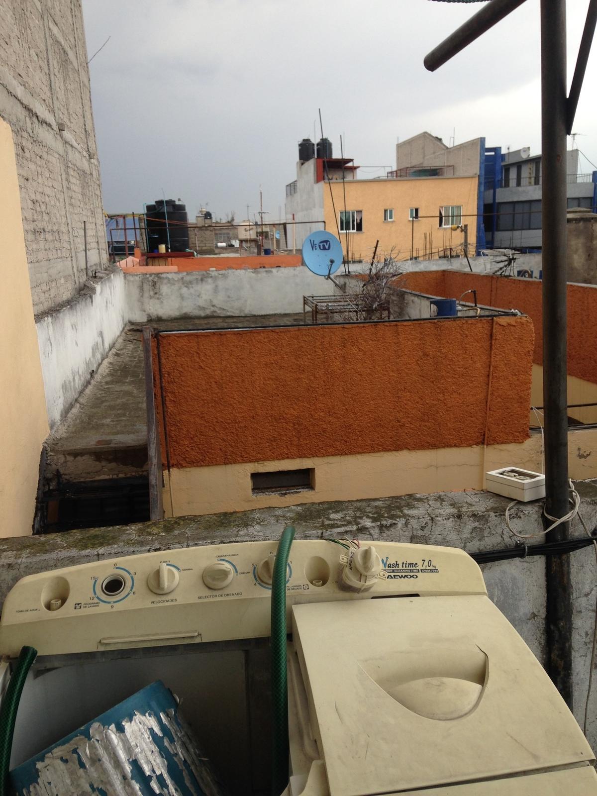 7 de 12: Área de lavado