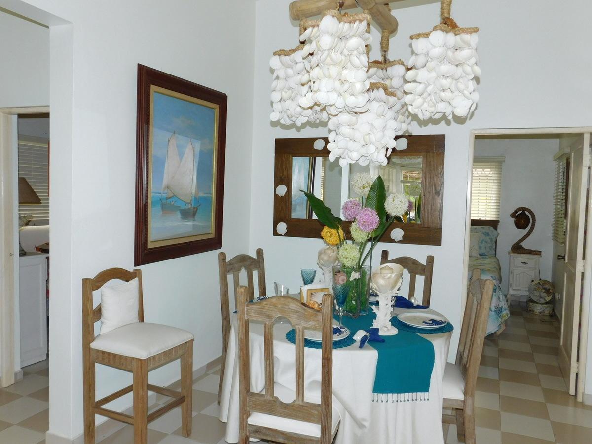 5 de 14: Vista del comedor y pasillo a las habitaciones