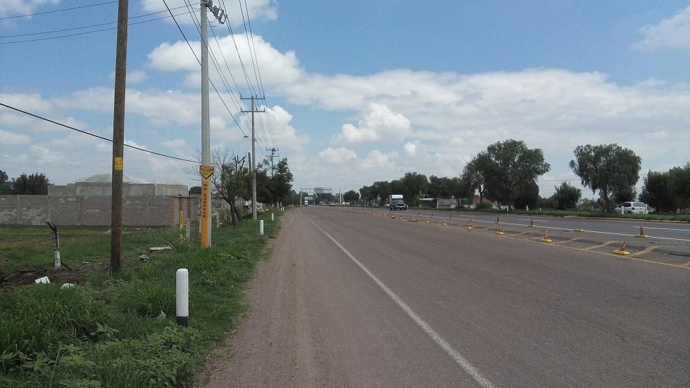 5 de 11: Vista Carretera Aguascalientes-Zacatecas