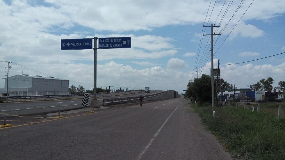 6 de 11: Vista Zacatecas-Aguascalientes