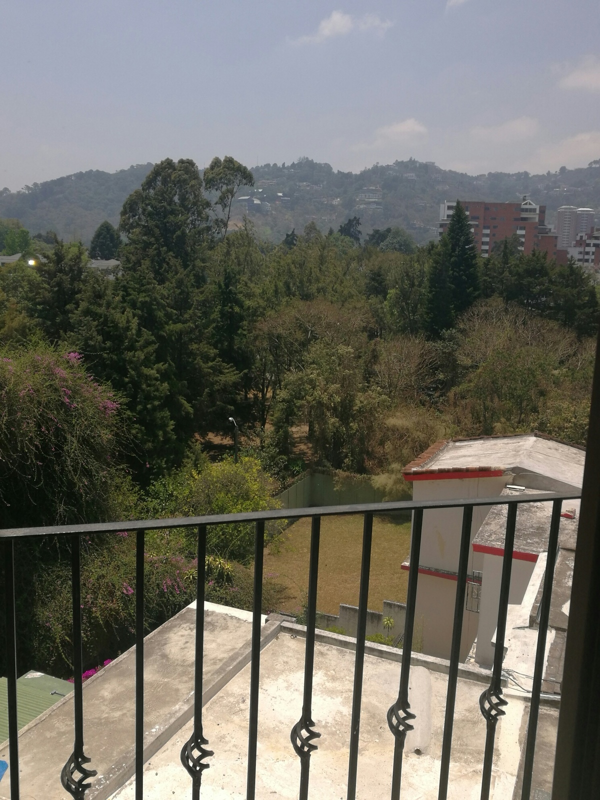 5 de 9: Vista desde terraza
