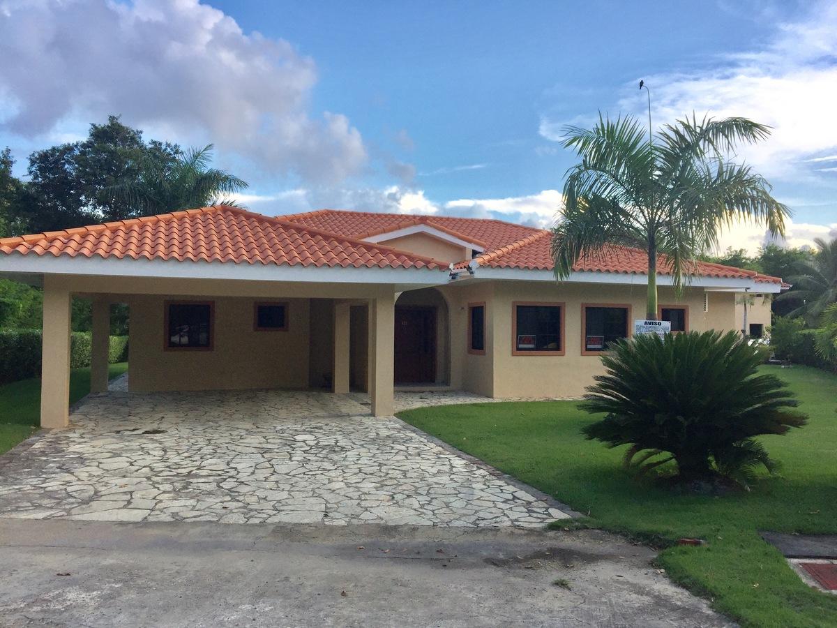 1 de 11: Vista del frente de la Villa
