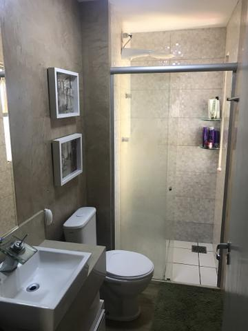 7 de 18: banheiro com excelente acabamento