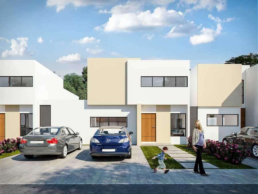 Casa nueva en venta de 2 rec maras en magnolia modelo a1 for Modelo de casa nueva