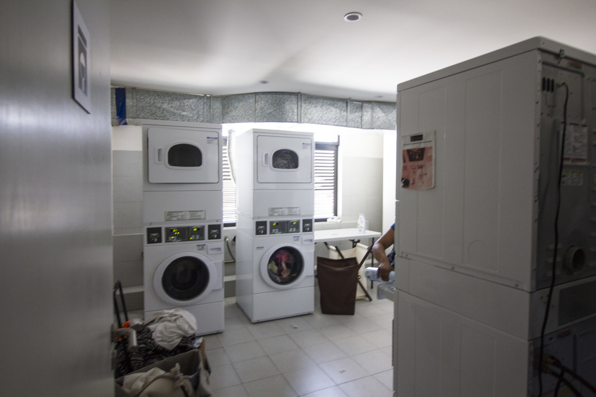 9 de 12: lavandería