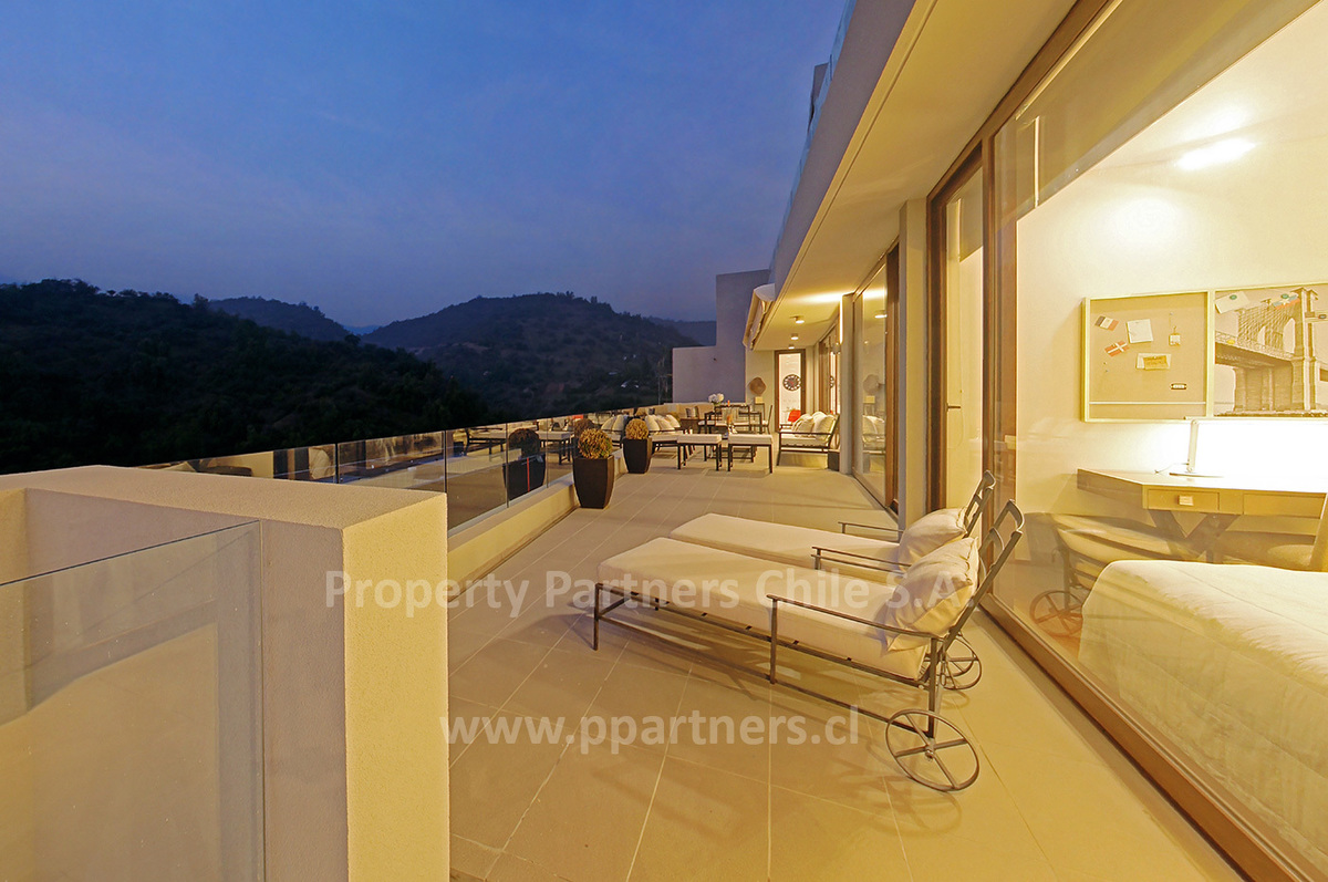 Espectacular penthouse con terraza panor mica easybroker for Easy terrazas chile