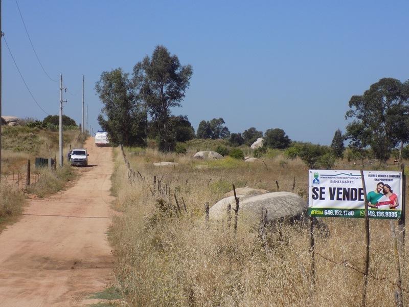 8 de 50: Camino Vecinal