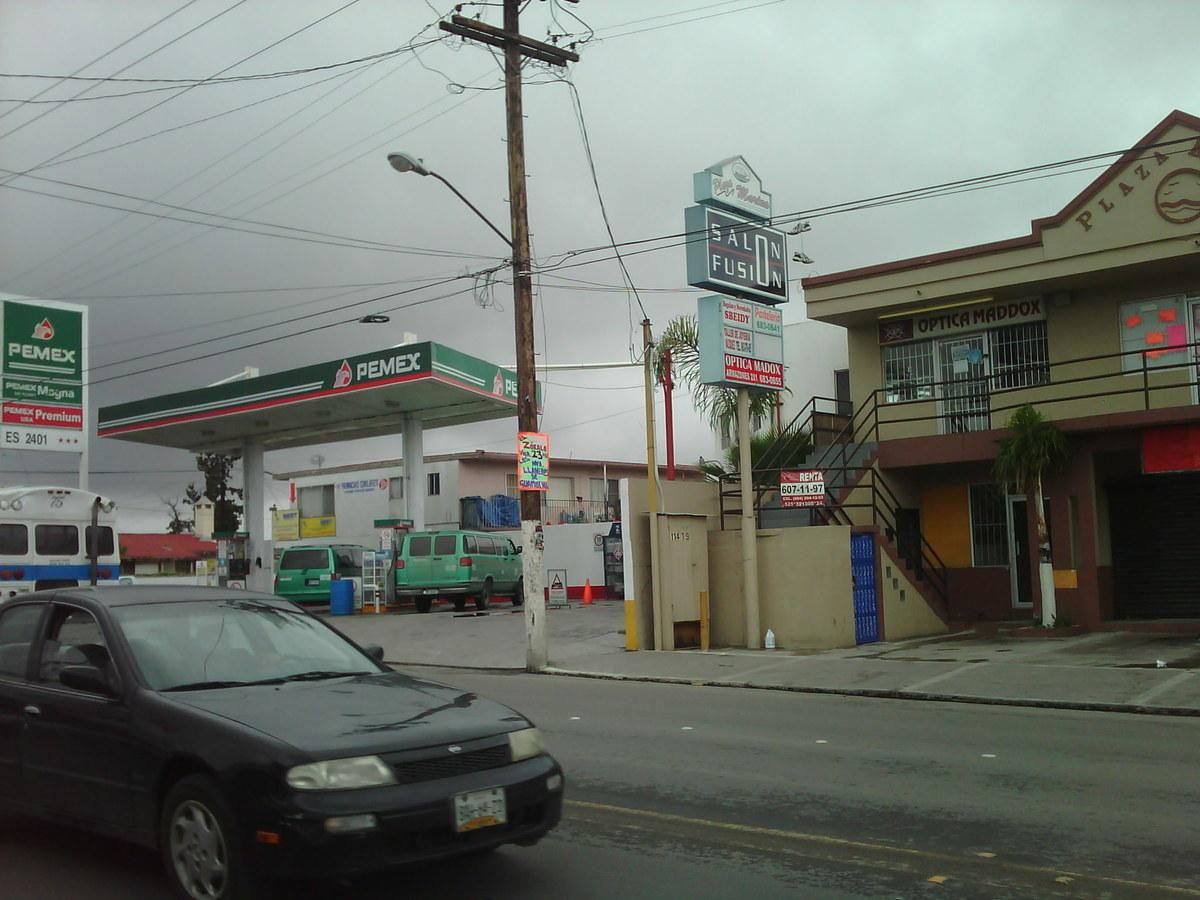 8 de 9: A un costado de la Gasolinera