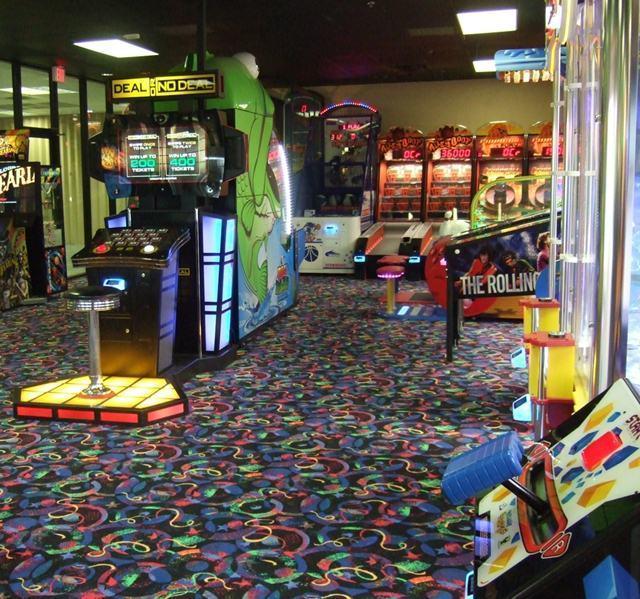 5 de 16: Arcade