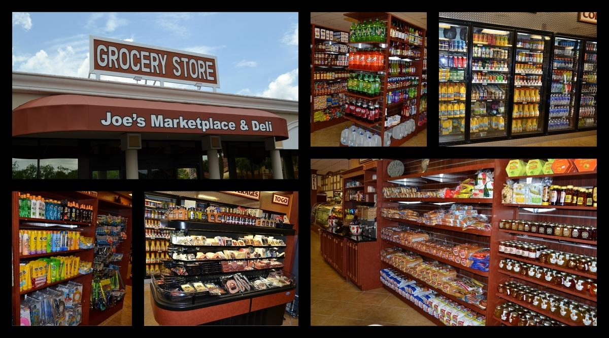 15 de 16: Grocery Store