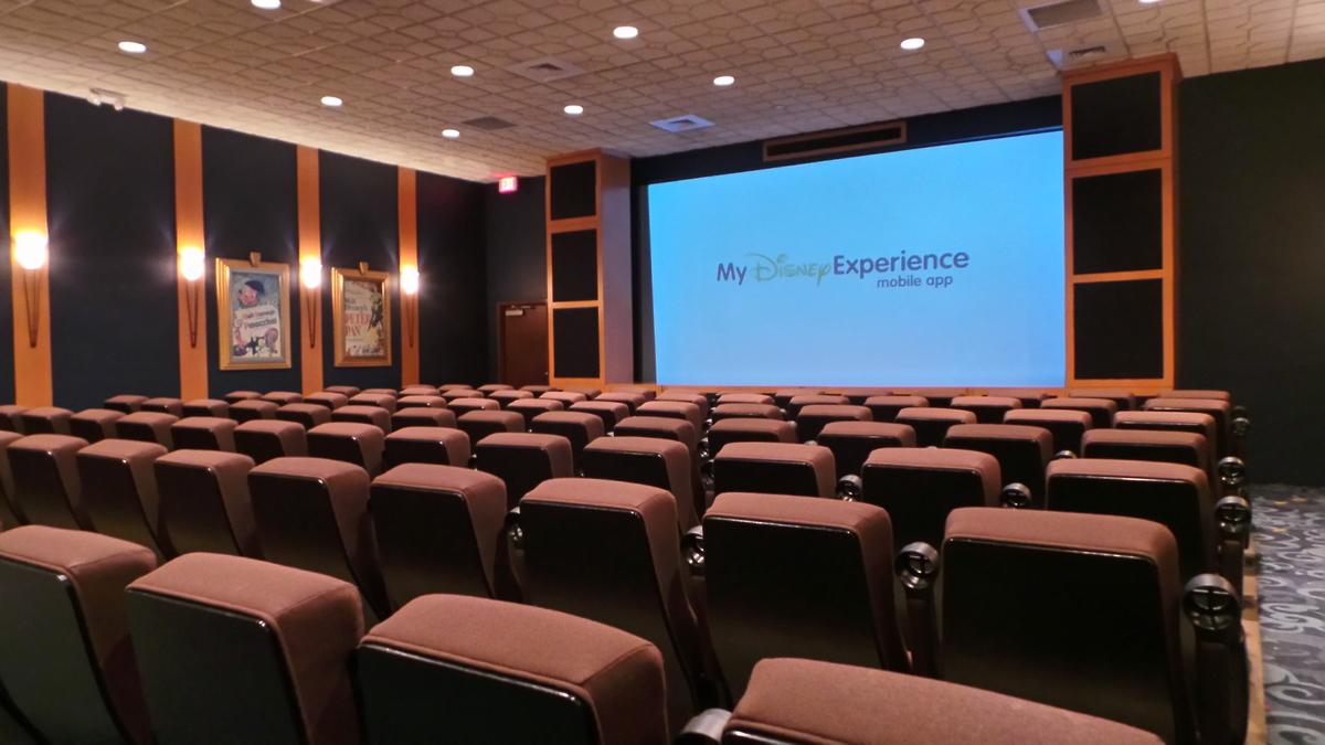 16 de 16: Sala de Cine