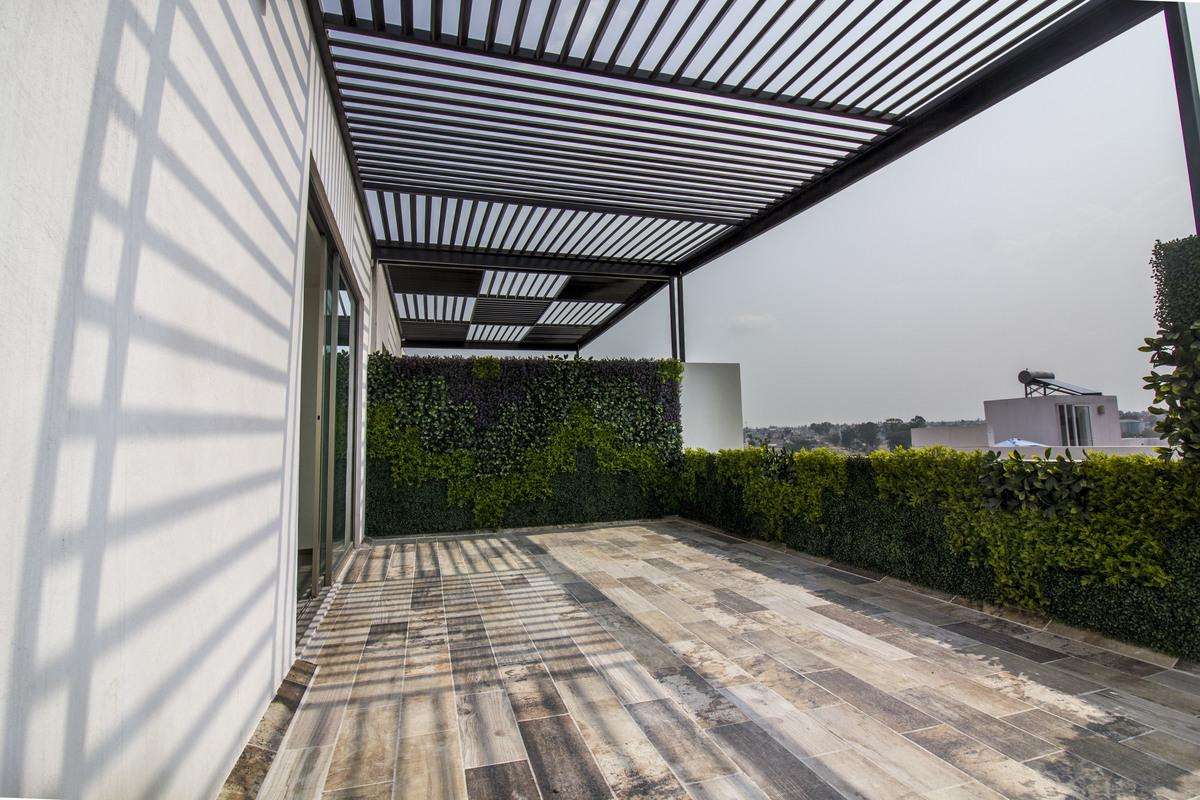 1 de 6: roof garden
