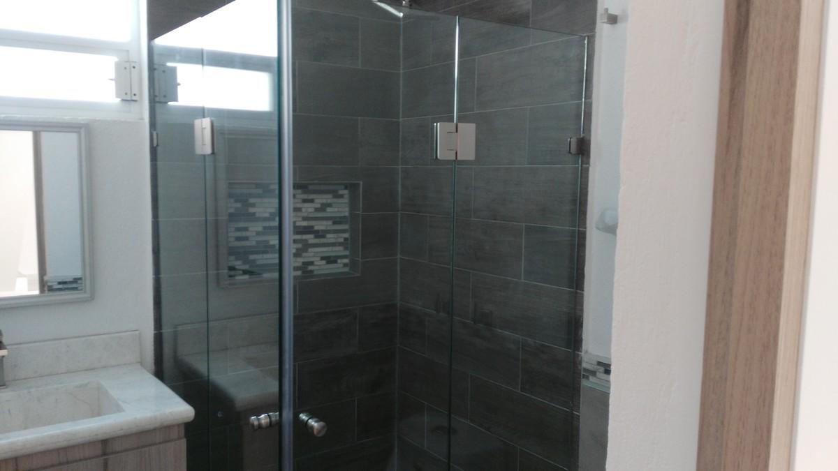1 de 13: hermosos baños con canceles