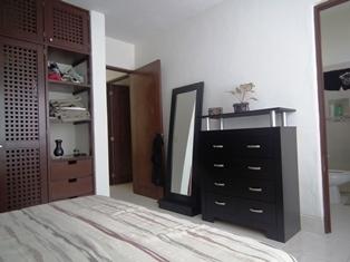 12 of 13: Segunda recamara Condominio Playacar