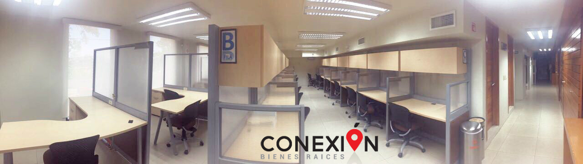 3 de 11: 107 espacios para trabajo de oficina.
