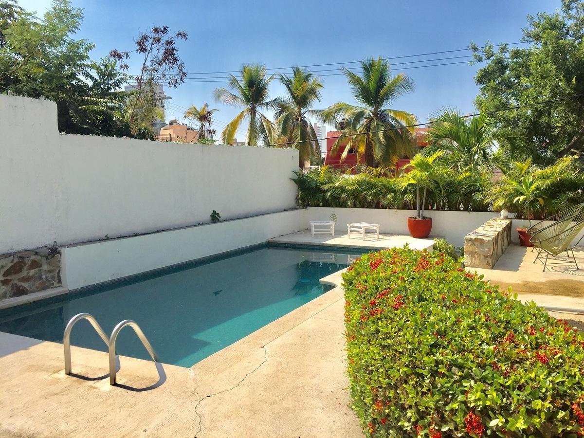 Casa Sola Costa Azul 3rec 2wc Gran Terraza Y Alberca