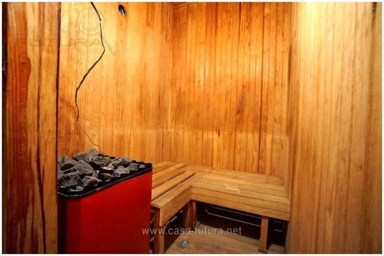 24 de 26: Cuarto de Sauna en Area Comun. (Falta repararlo)