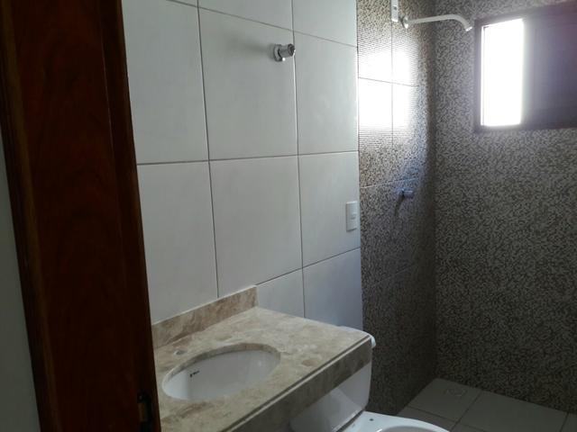 16 de 16: banheiro social excelente acabamento moderno