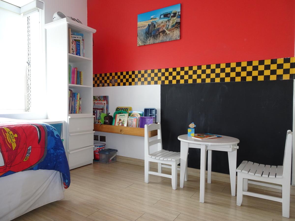 18 de 22: Dormitorio secundario