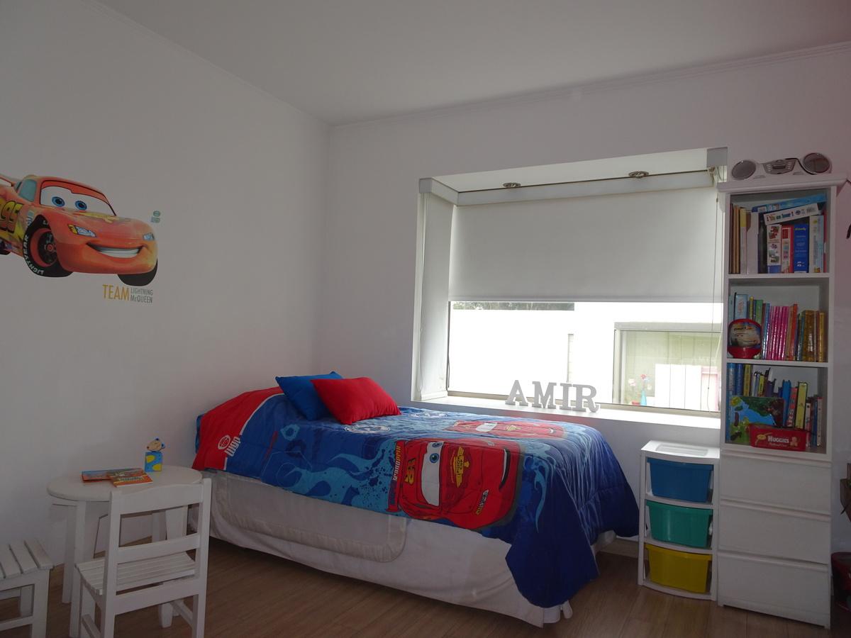19 de 22: Dormitorio secundario