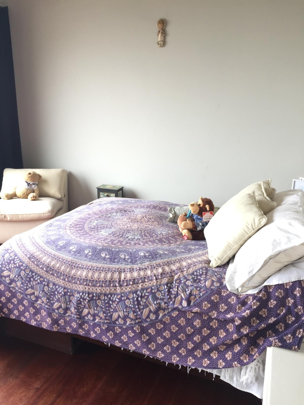 15 de 21: Dormitorio secundario