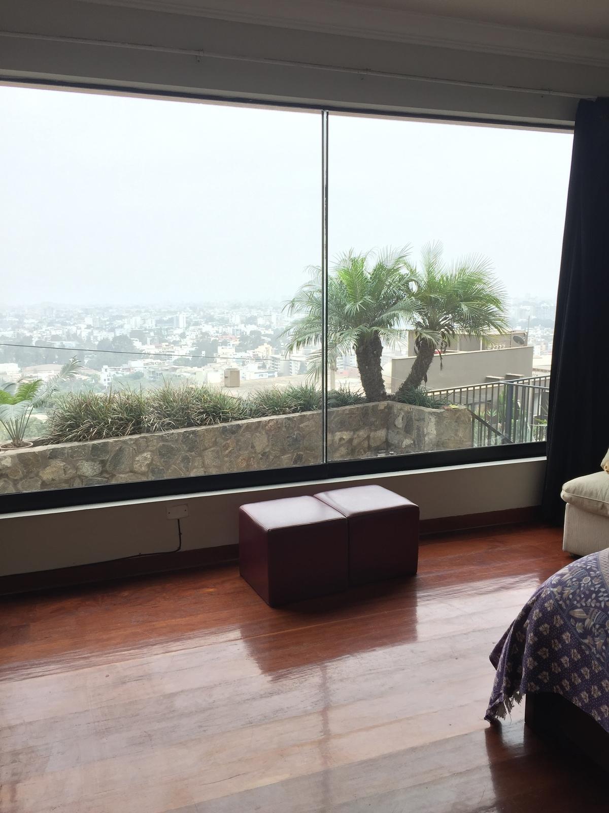 16 de 21: Vista desde los dormitorios inferiores