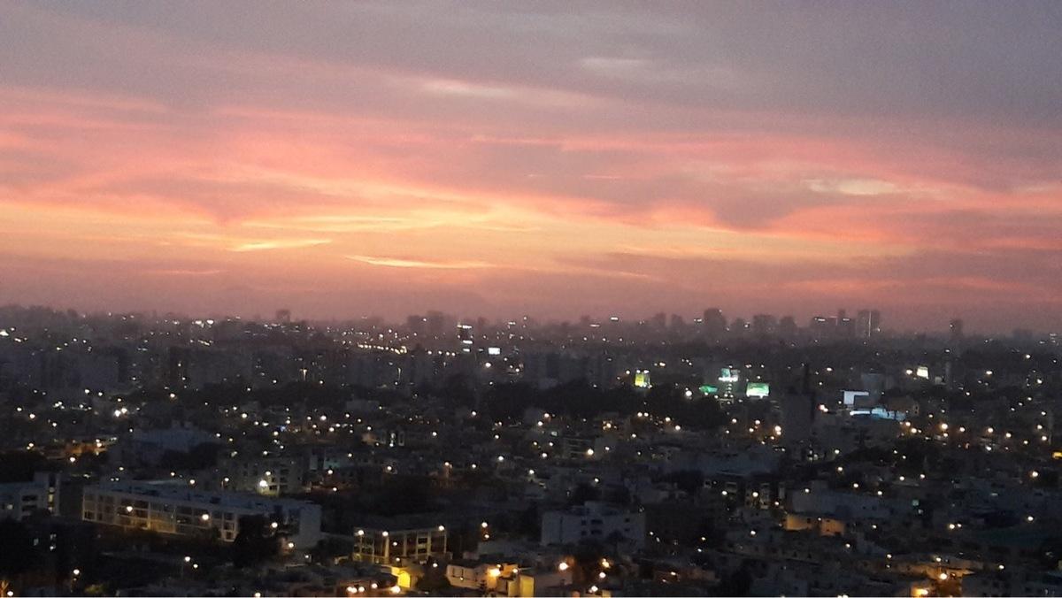 20 de 21: Vista panorámica de Lima