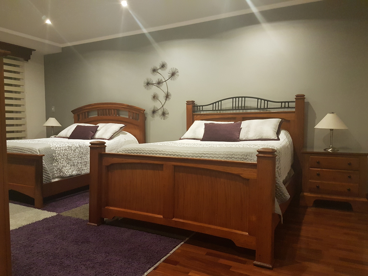 9 de 9: Dormitorio secundario