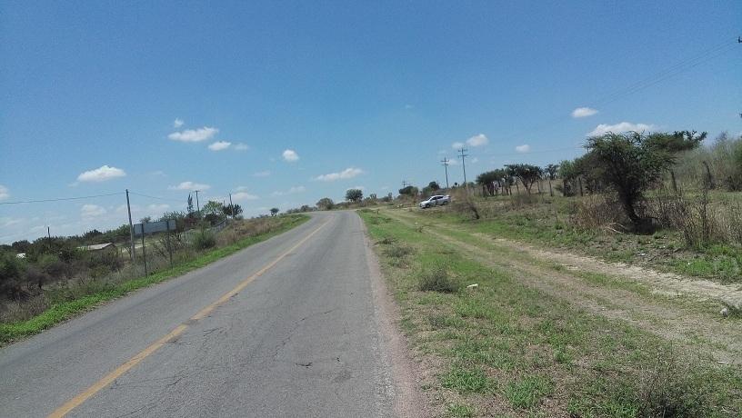 4 de 16: Carretera rumbo a Jalostotitlan