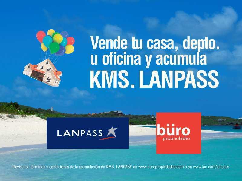 25 de 25: Gana KMS. LATAM Pass si vendes tu propiedad en Exclusiva