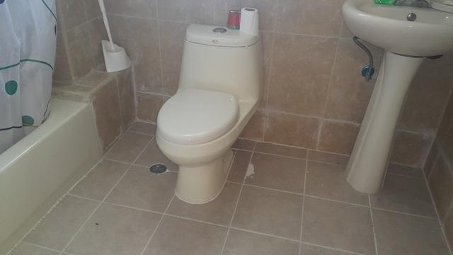 8 de 9: Baño principal