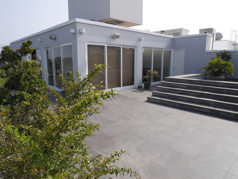 1 de 49: Gran terraza en el último piso del PH