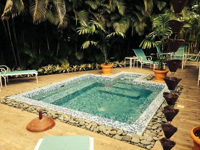 1 de 9: piscina